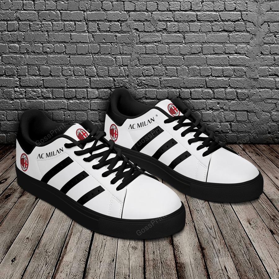 Ac milan stan smith low top shoes 3Ac milan stan smith low top shoes 3