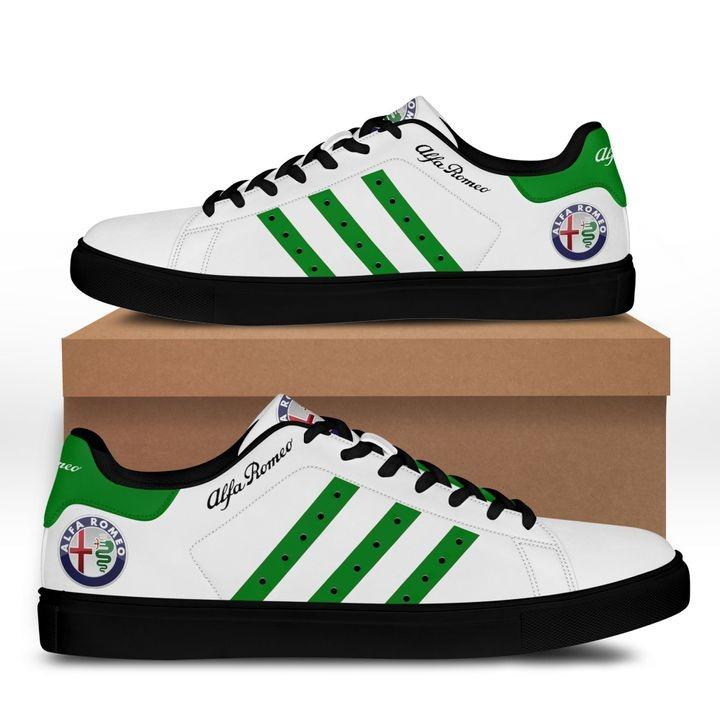 Alfa Romeo Stan Smith Low Top Shoes