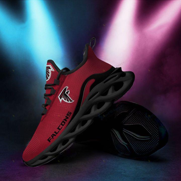 Atlanta Falcons NFL Clunky Shoes