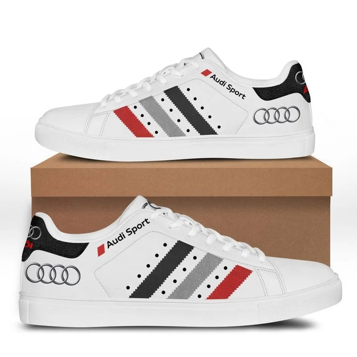 Audi sports stan smith low top shoes 3