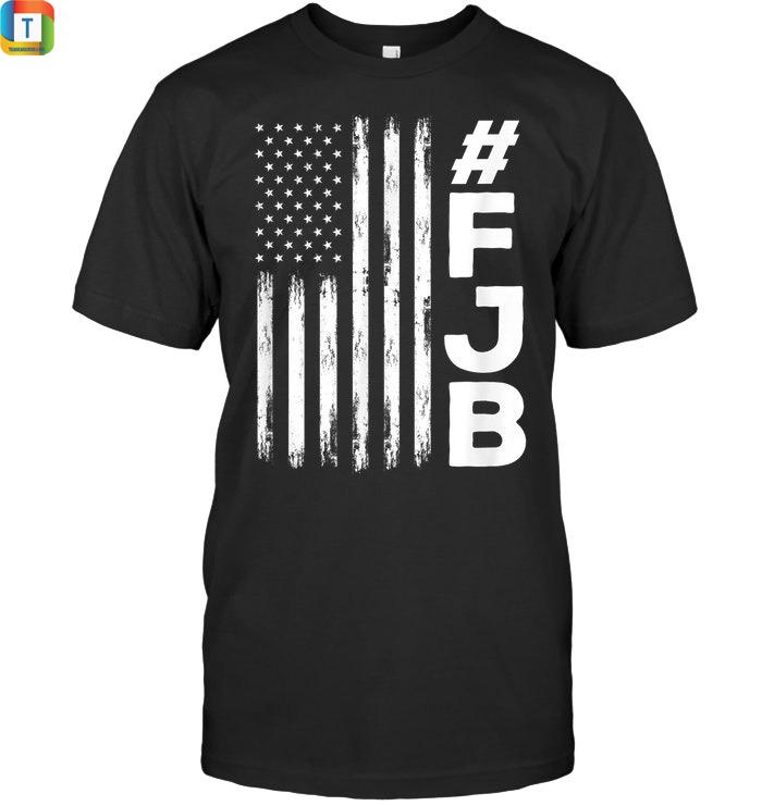 #FJB american flag shirt