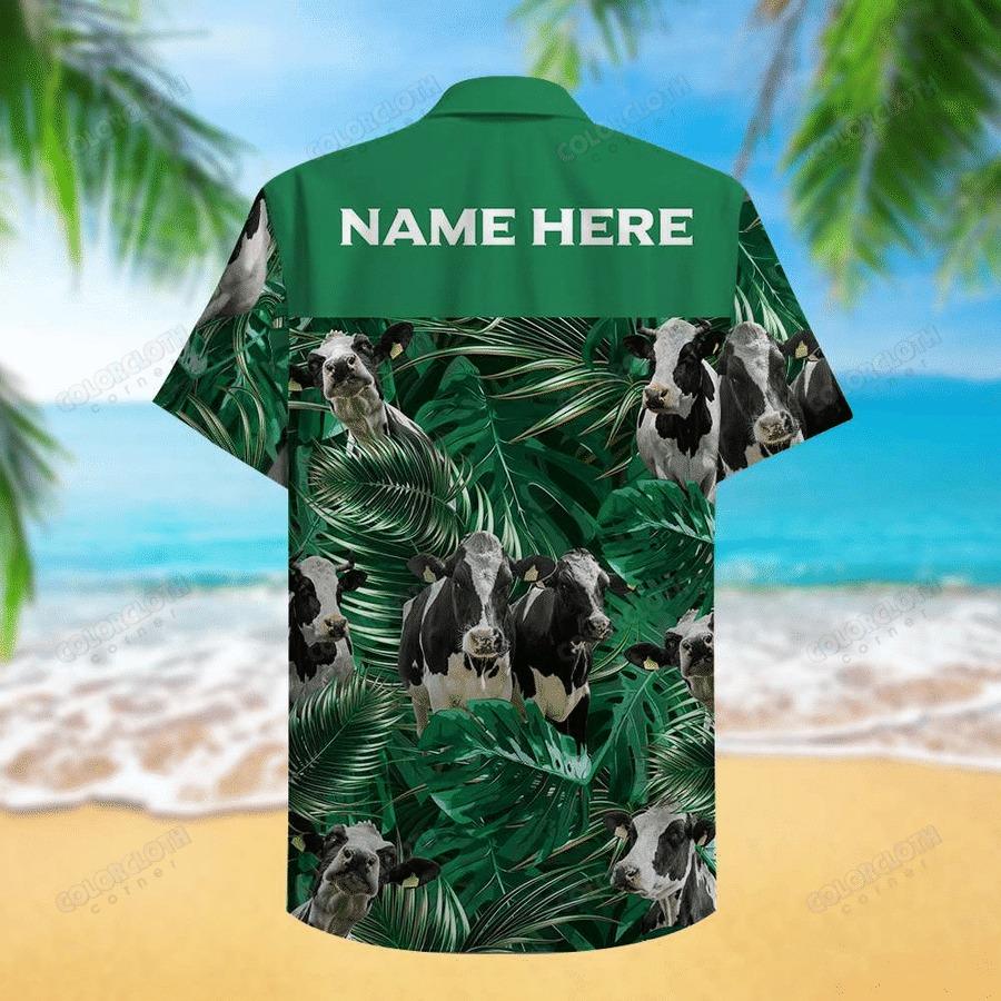 Farmer cow dairy cattle custom hawaiian shirt 1Farmer cow dairy cattle custom hawaiian shirt 1