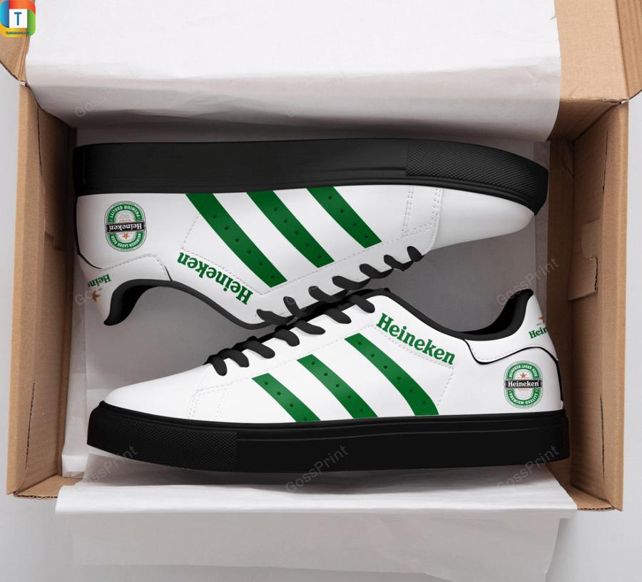 Heineken stan smith shoes 1