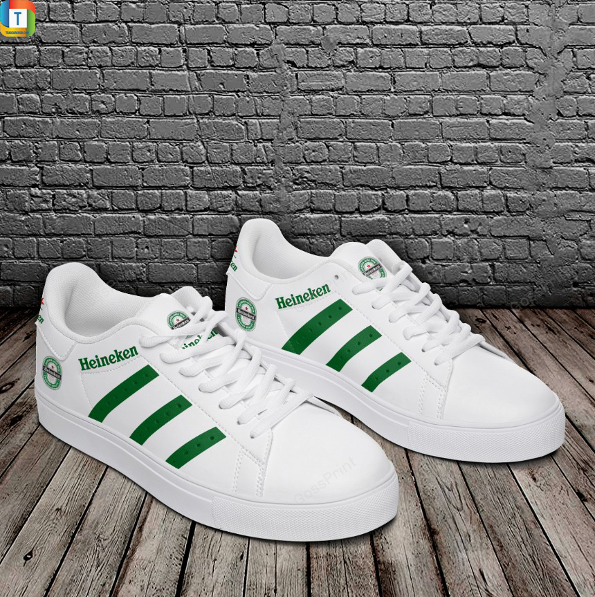 Heineken stan smith shoes 2