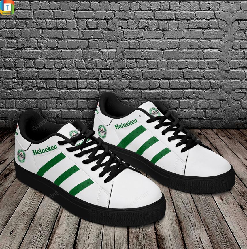 Heineken stan smith shoes 3