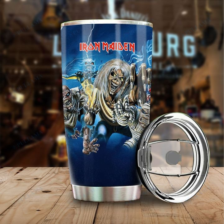 Iron Maiden Stainless Steel Tumbler Cup