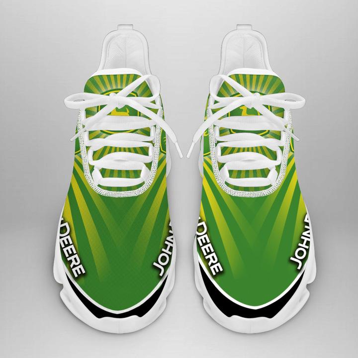 John Deere Custom Name Max Soul Shoes