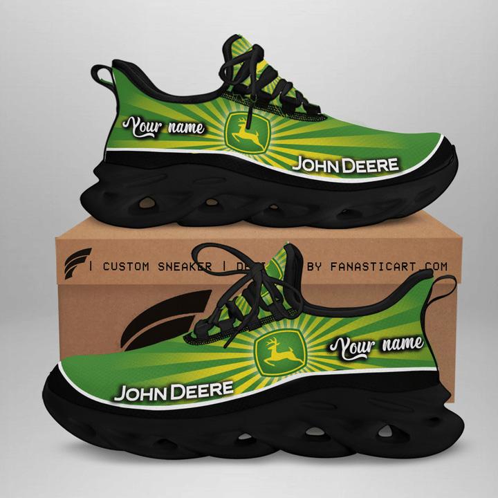 John Deere Custom Shoes Sneaker 2