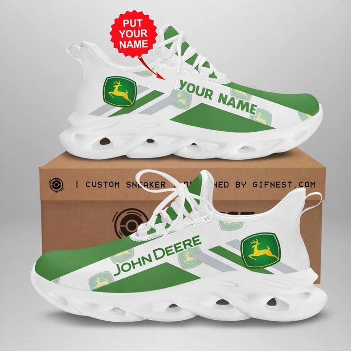 John Deere Custom Shoes Sneaker 3
