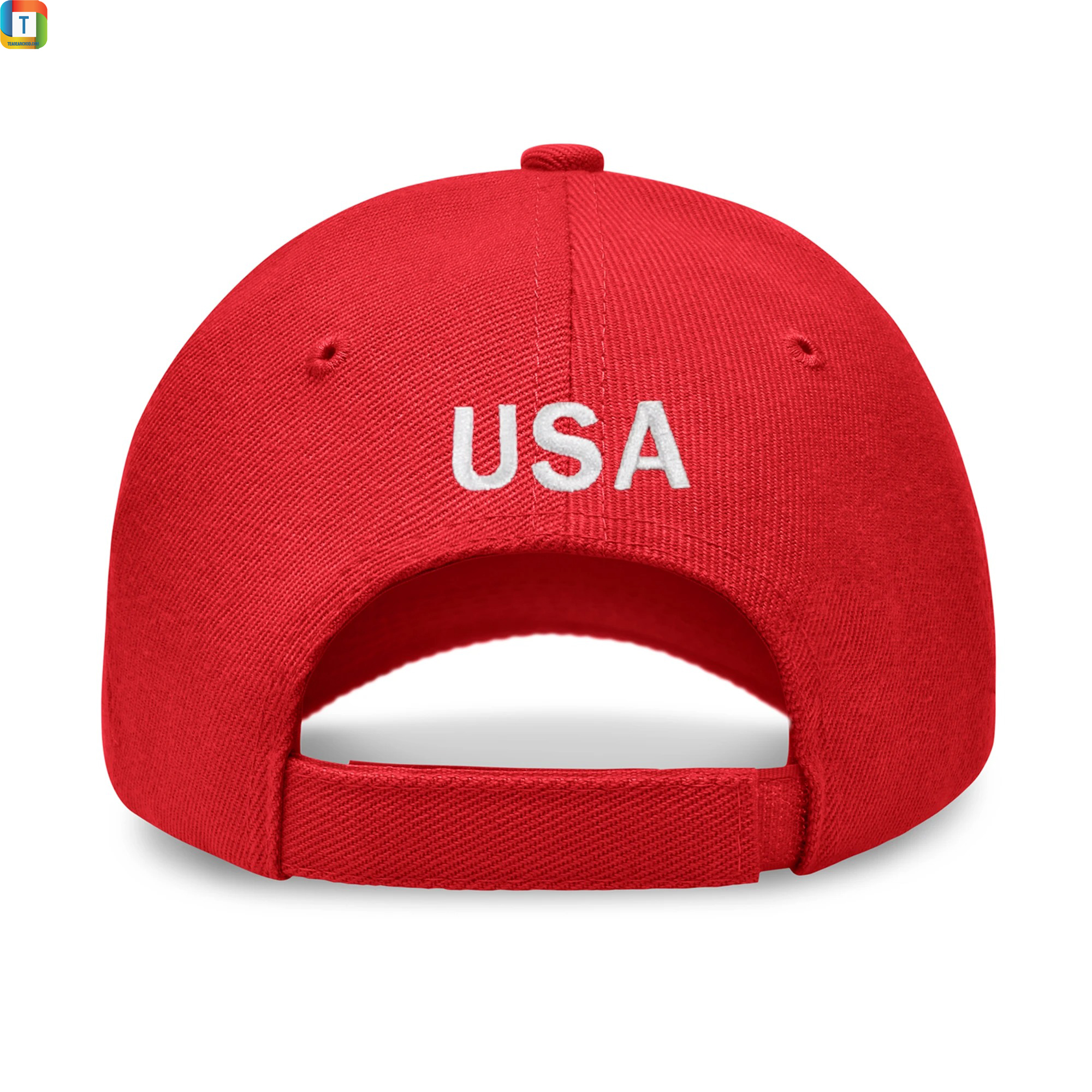 Kansas For Trump Embroidered Hat 4