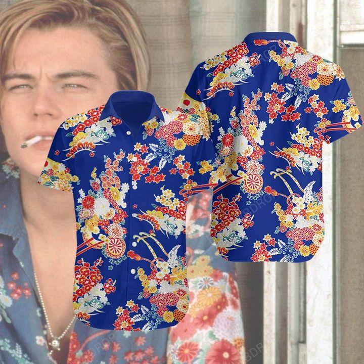 Leonardo DiCaprio's Romeo And Juliet Hawaiian Shirt