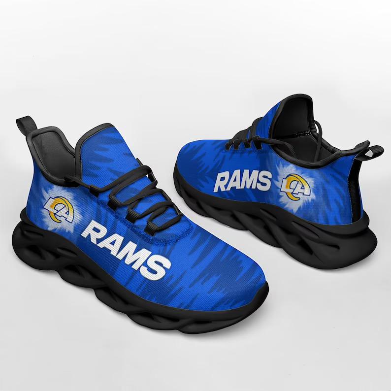 Los Angeles Rams Max Soul Shoes