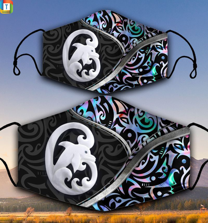 Maori Manaia 3d Face Mask