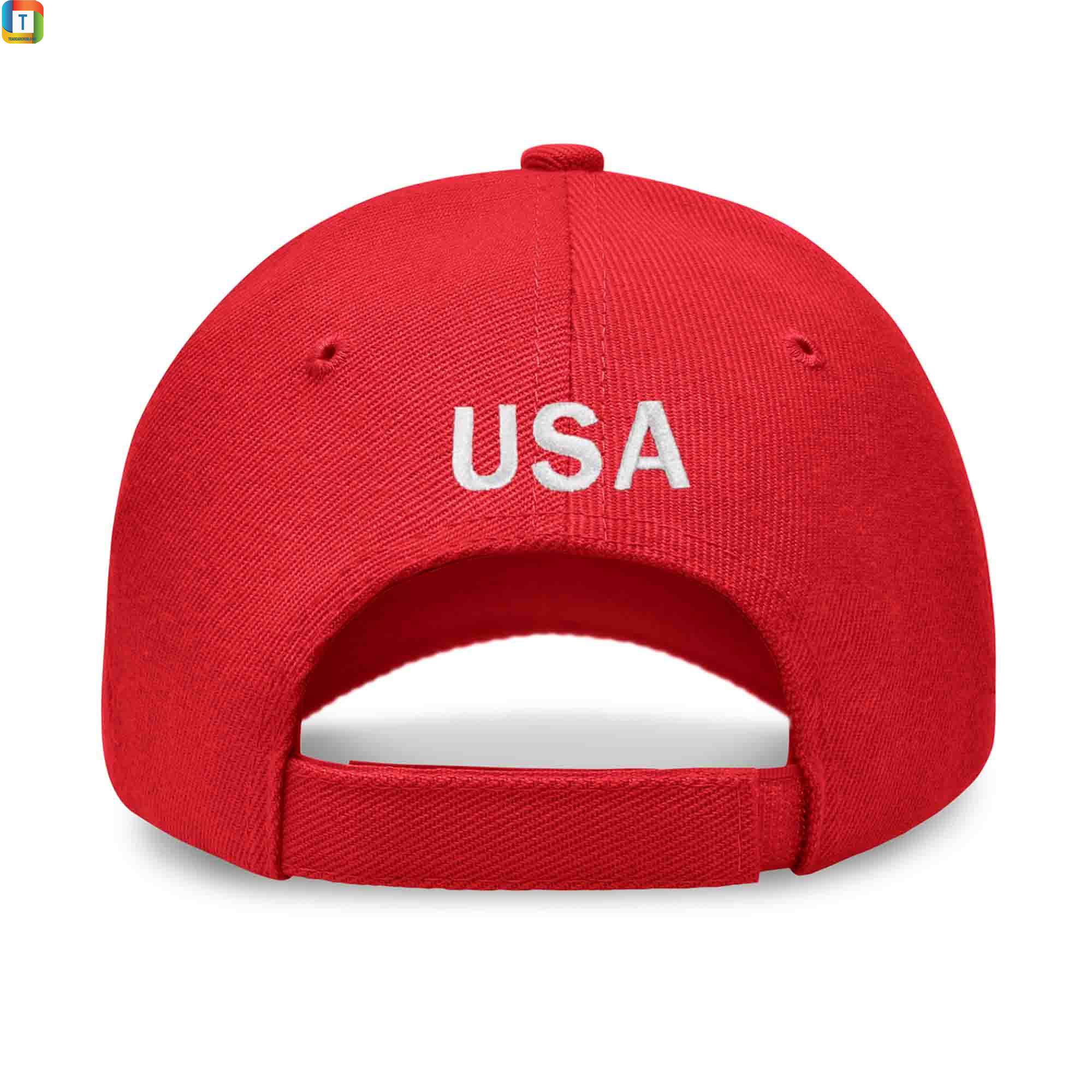 Mississippi For Trump Embroidered Hat 3