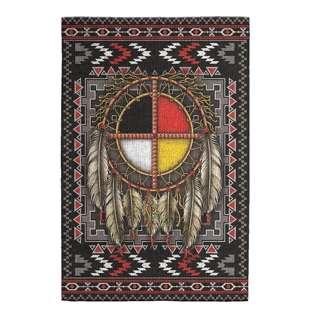 Native american rug carpet 3