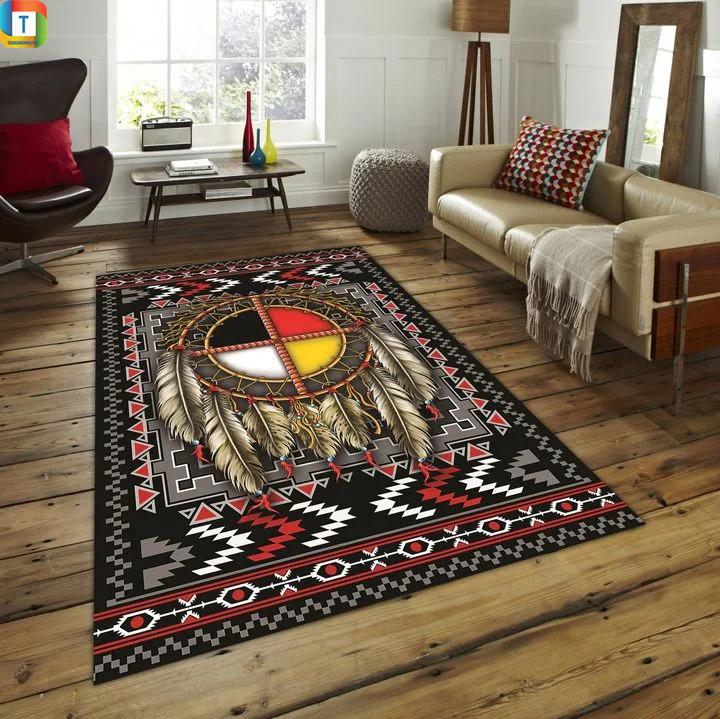 Native american rug carpet