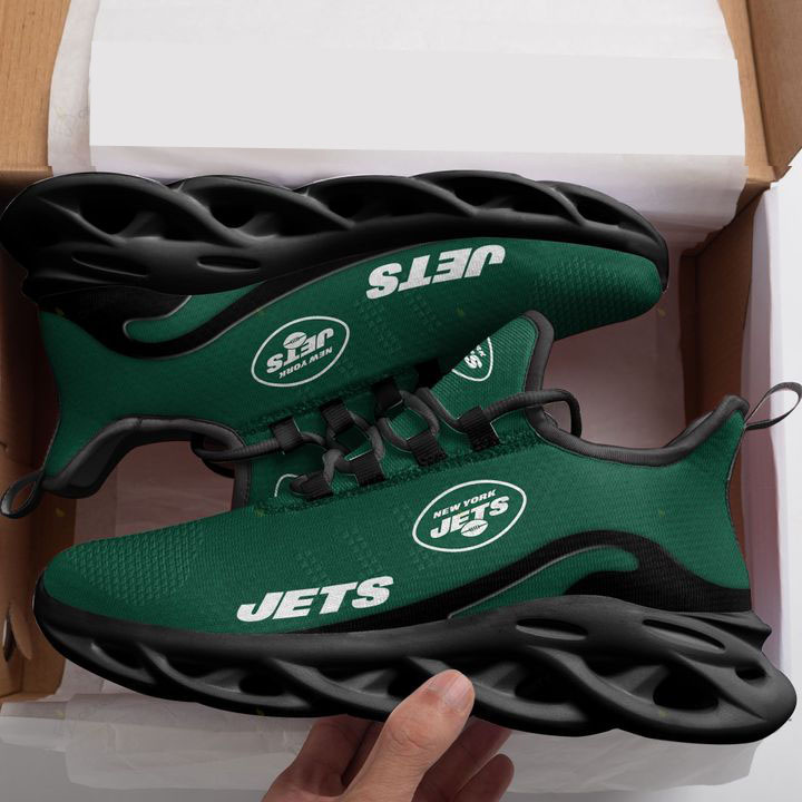 New York Jets NFL Wave Creation Shoes