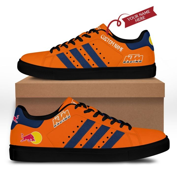 Red Bull KTM Racing Personalized Stan Smith Shoes