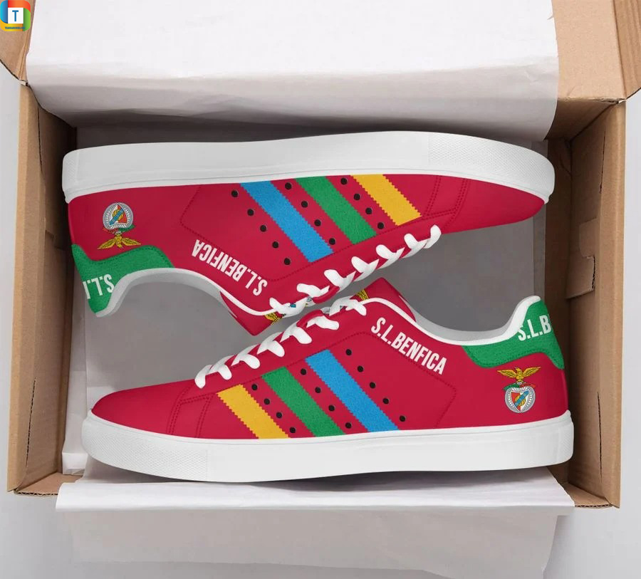 SL Benfica stan smith shoes 1