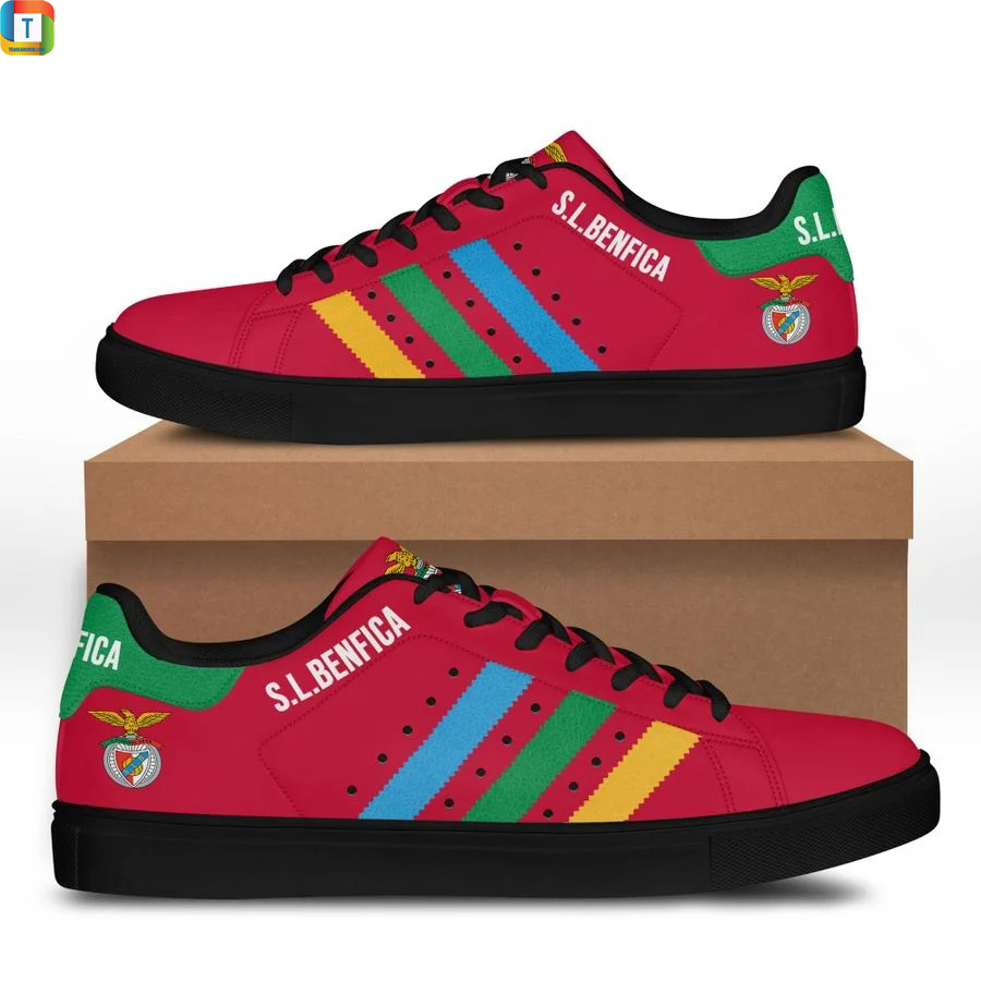 SL Benfica stan smith shoes 3