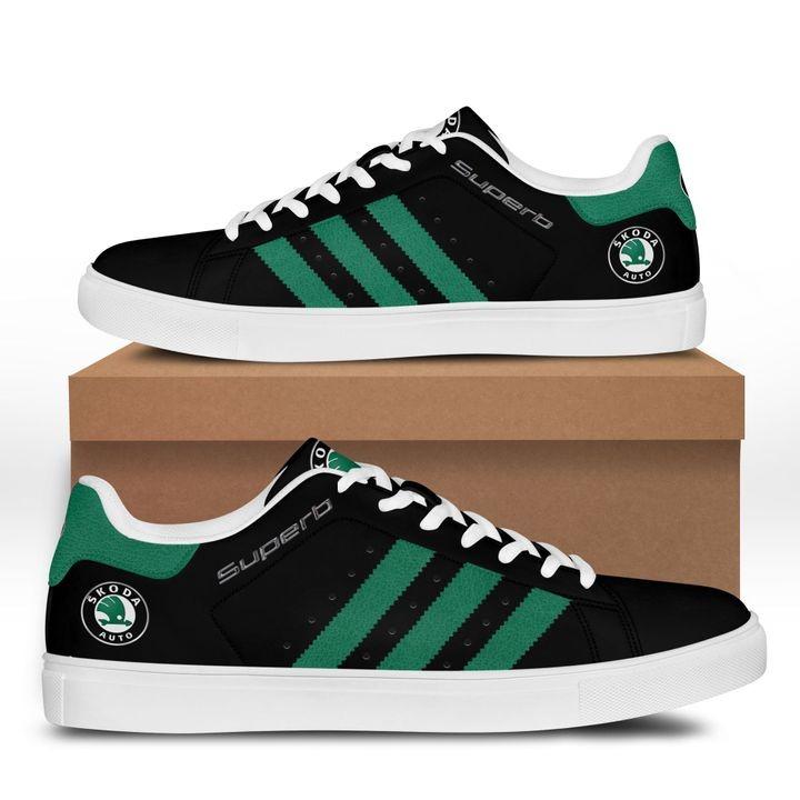 Škoda Superb Adidas Stan Smith Shoes