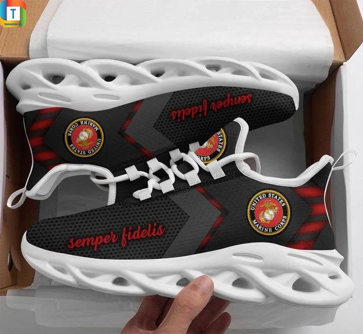 US marine semper fidelis max soul shoes 2