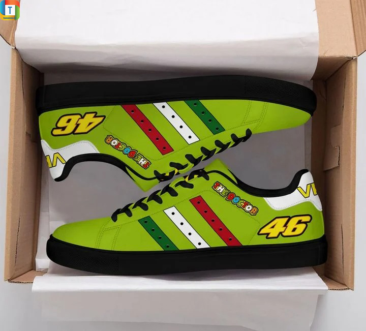 Valentino rossi 46 stan smith shoes 1