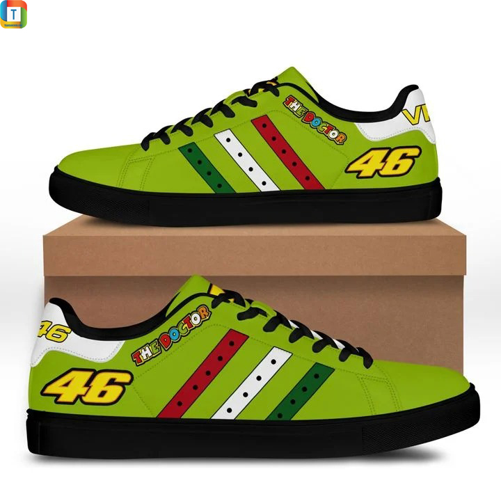 Valentino rossi 46 stan smith shoes 2