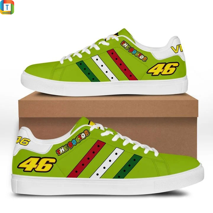 Valentino rossi 46 stan smith shoes 3