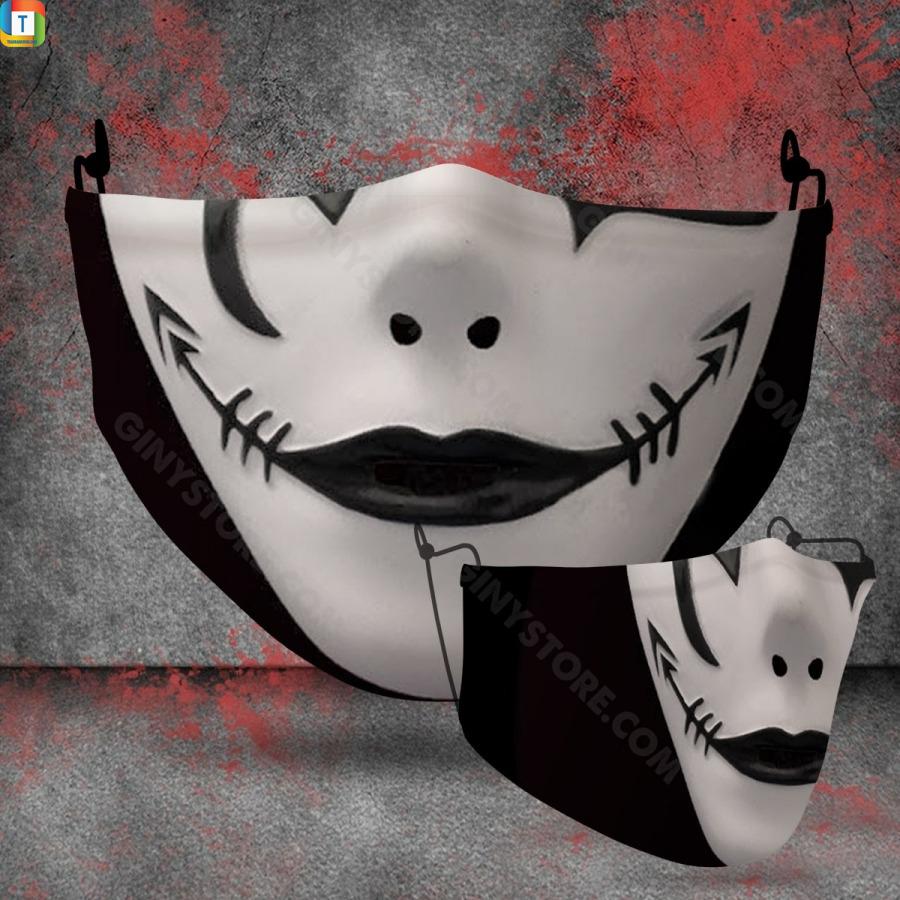 Urbex Urban Explorer Jabba joker Vendetta halloween 3d face mask face cover