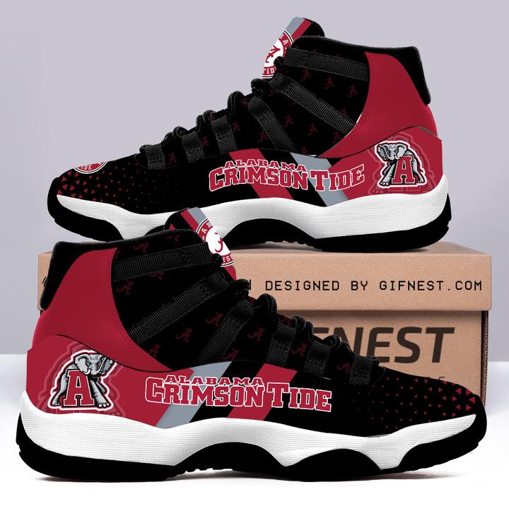 Alabama Crimson Tide Air Jordan JD11 Shoes Sneaker