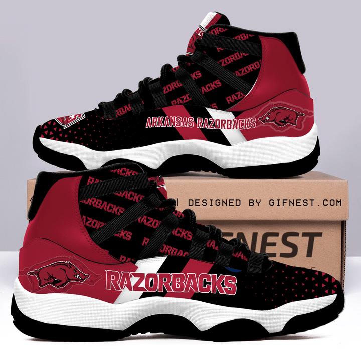 Arkansas Razorbacks Air Jordan 11 Shoes Sneaker