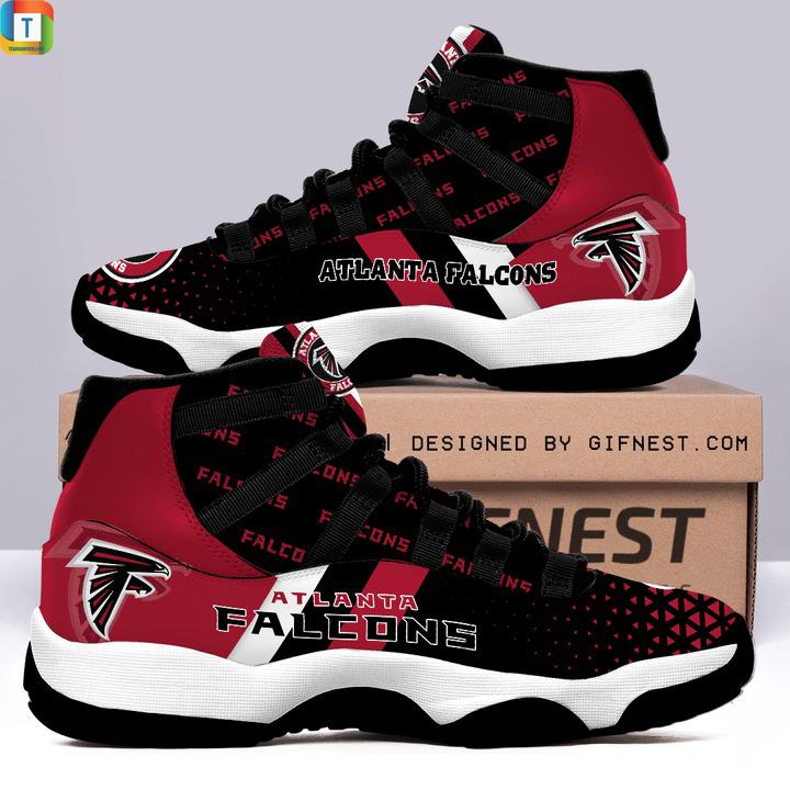 Atlanta falcons Air jordan 11 Shoes