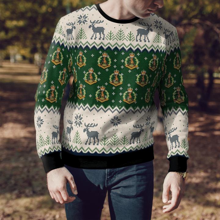 Australian Army Royal Australian Regiment Ugly Sweater