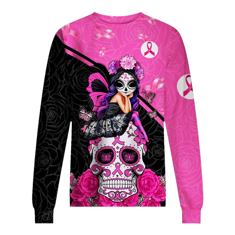 Breast Cancer Awareness In October We Wear Pink 3D Shirt
