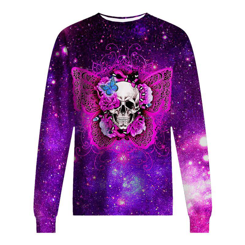 In October We Wear Pink Skull Lover 3D Shirt