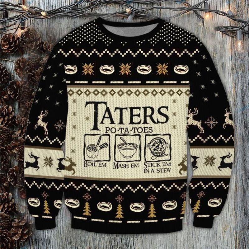 https://usalast.com/cross/lotr-taters-potatoes-ugly-christmas-sweatshirt/