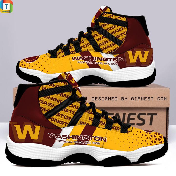 Washington Football Team Air jordan 11 Shoes